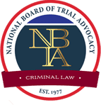 NBTA Criminal Law Certified